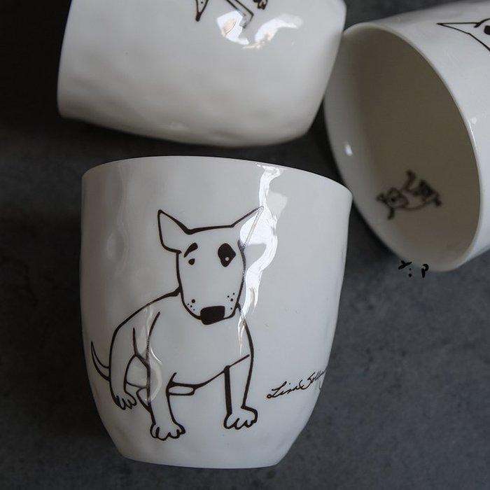 郭公館-牛頭梗陶瓷小茶杯