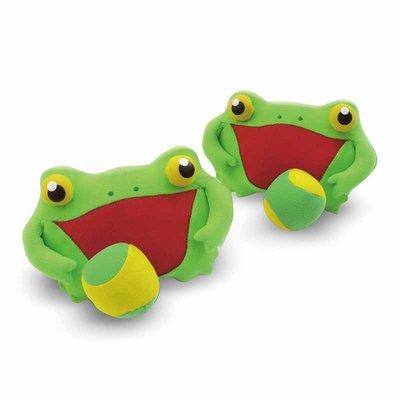 【晴晴百寶盒】美國進口蛙蛙捕手組2代 Melissa&Doug扮演角系列手眼協調生日禮物家家酒 益智遊戲玩具W693