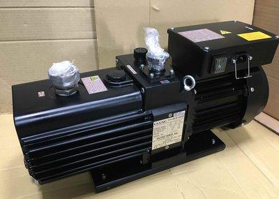 超新)日本ULVAC GLD-201B(1HP,單相110V/220V)油式真空幫浦/真空機 抽冷媒、真空脫泡
