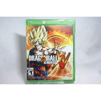 [耀西]全新 美版 XBOX ONE 七龍珠 XV Dragon Ball Xenoverse 含稅附發票