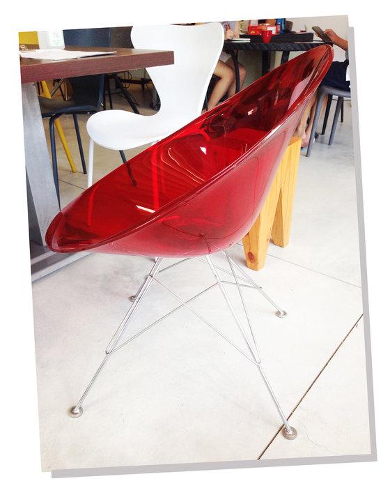 [ 椅子王 ]--- 飛碟休閒椅 《出清2》