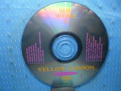 [無殼光碟]AH SHE WORE A YELLOW RIBBON   5B01