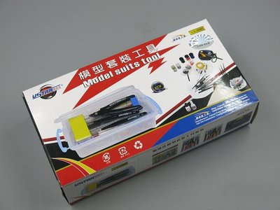 U Star 優速達 UA-90067 基本模型製作所需工具/田宮/Tamiya//GUNZE 郡是/Hasegawa/ /剪鉗/砂纸/鑷子/夾子/