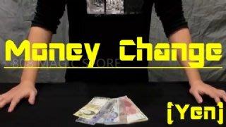 [808 MAGIC] 魔術道具 各國鈔票變日幣 日元 Money Change(Yen)
