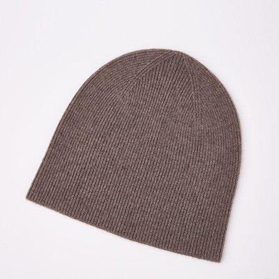 毛帽 羊毛針織帽-條紋純色圓頂秋冬男帽子8色73wj24[獨家進口][米蘭精品]