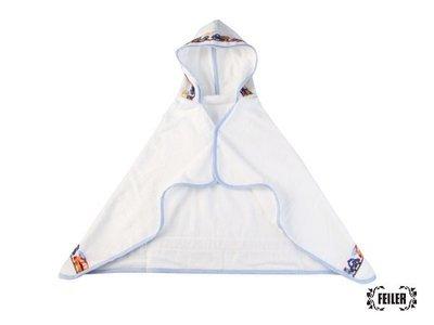 尼德斯Nydus~* 嚴選日本製 嬰兒/Baby用品 FEILER 德國雪尼兒織物 披巾 浴巾 睡袍 浴袍 -2款