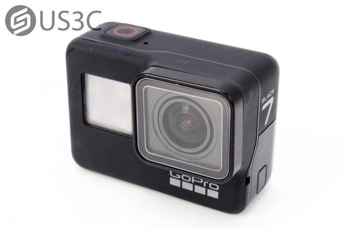 【US3C-小南門店】公司貨 GoPro Hero 7 Black 4K 60p錄影 防水 極限運動攝影機 觸控螢幕 語音控制 電子防震
