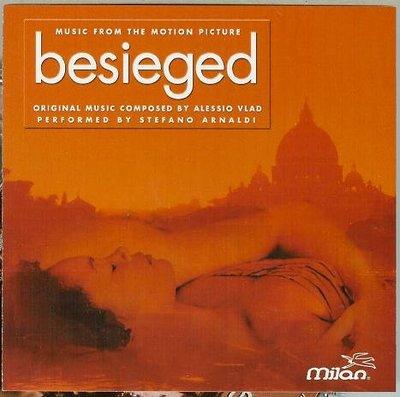 "[原聲帶]-""Besieged""- Alessio Vlad,美版"