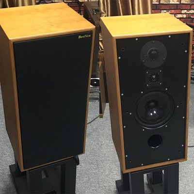 BestVox 本色 LS3/6 8吋 3分頻 大書架喇叭 ls36 BBC 傳奇經典 可面交