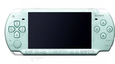 【二手主機】SONY PSP 2007型 主機 薄荷綠 附充電器 裸裝【台中恐龍電玩】