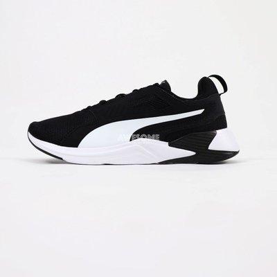 [歐鉉]PUMA DISPERSE XT MEN'S 黑色 慢跑鞋 運動鞋 男鞋 193728-01