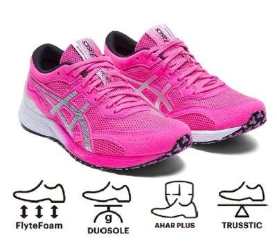 小黑體育用品-ASICS亞瑟士競速鞋款/虎走7(1012A463-700)