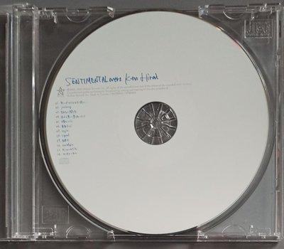 CD 裸片 正版 Sentimental over Ken Hirai平井堅 情深意堅