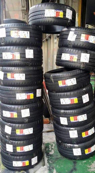 米其林 225/40zr18  德國原裝進口   18吋跑車胎 保證安靜 (德國百世霸四輪定位)