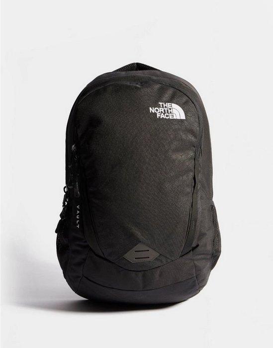 南◇2019 8月 The North Face Vault Backpack 黑色 後背包 防潑水 戶外 登山 街頭