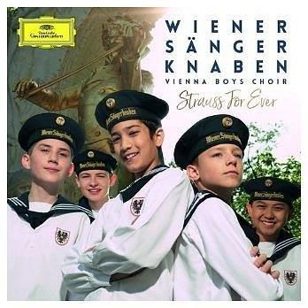 合友唱片 面交 自取 維也納兒童合唱團 Vienna Boy's Choir / 永恆的史特勞斯 CD