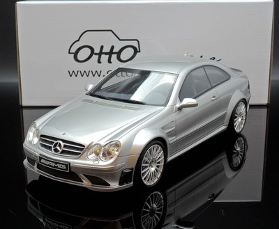 【MASH】現貨特價 OTTO 1/18 Mercedes Benz CLK Black Series