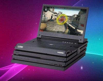 (3個月保用) 全新 PS4 Pro版機用 G-Story 11.6吋一體化手提屏幕 Gaming Monitor 全高清 e-Sport 電競遊戲屏幕