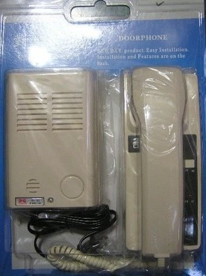 簡易 2心配線 一對一對講機 1400 開電鎖 電話 遠端 密碼 家電開關 遙控器 4迴路 開關控制