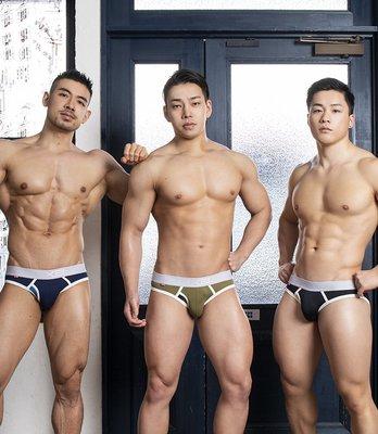 GX3日本設計.免運【K1184】【L 號】 GOOUT 系列 U凸囊袋 男三角內褲底褲.Jn男潮內著