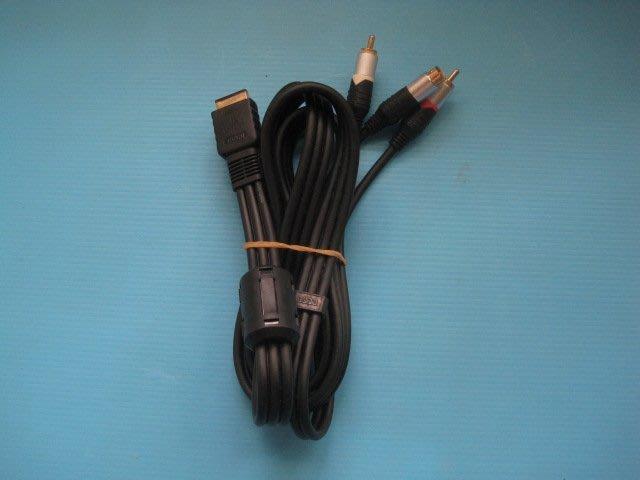 PS2 專用--HORI  S端子線金屬接頭...影像.聲音大大提升
