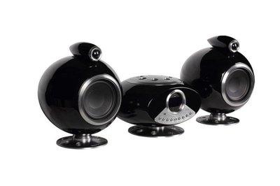 丹麥AVANCE ADV-190時尚迷你組合音響~飽滿的聲音、溫暖的音色及精準相位的全方位揚聲器!!!