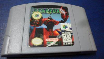 黑色小館------遊戲卡帶k------STARFOX64