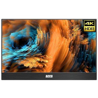 IPS 4K 100%色域 超高清 15.6吋超輕薄筆記型螢幕擴展顯示器