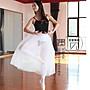 芭蕾舞鞋足尖鞋成人女硬底显脚背专业舞蹈鞋初学者缎面绑带练功鞋