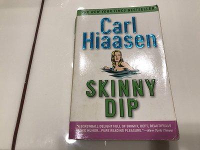 二手英文原文書 Skinny dip