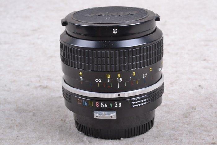 【台中品光攝影】美品 Nikon Non-AI 24mm F2.8 定焦 手動鏡 FH#58014J