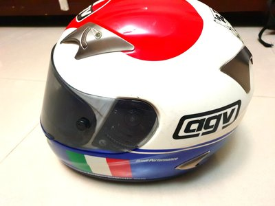 AGV..TI .TECH..Rossi愛心帽.限量帽.正品