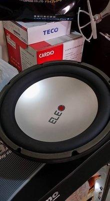 ELEO 12 吋  超重低音