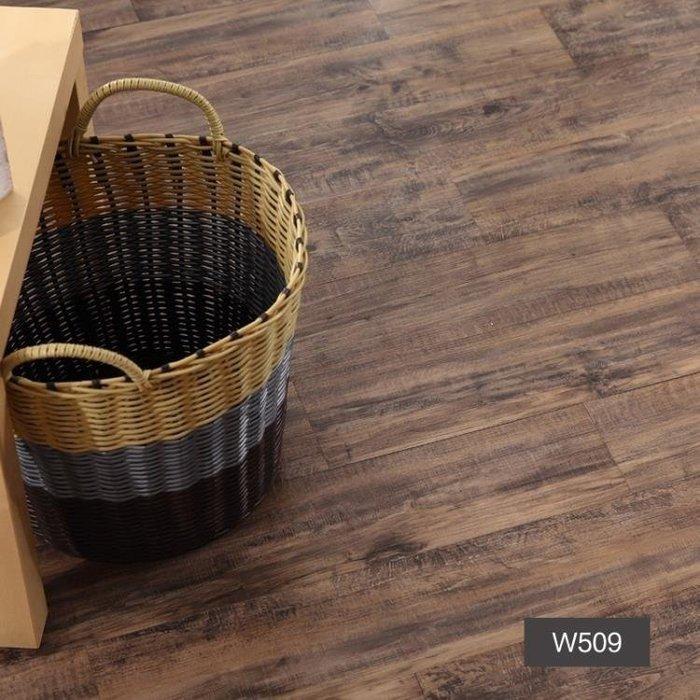 YEAHSHOP 地板貼 PVC自粘地板革木紋復古風臥室家Y185