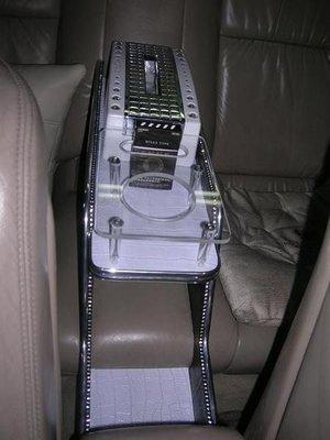阿尼吉VIP精品(後座吧檯 餐桌 置杯架 中央扶手)A32 S320 SC400 TEANA GS300