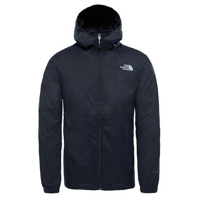 歐美代購 The north face Quest 防風防雨外套 防水外套 雨衣 XS~XL 黑 深藍 另有女款