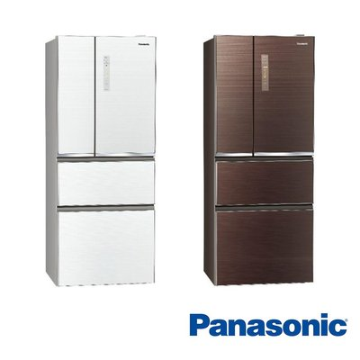 【免信用卡分期】Panasonic國際牌 500L 1級變頻4門電冰箱 NR-D500NHGS 玻璃面板 全省免費安裝