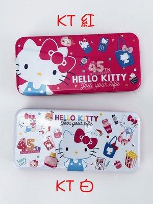 正版授權 KITTY超大雙層筆盒 航海王 海賊王 鉛筆盒 鐵筆盒 雙層鉛筆盒【DJ-03B-01510】