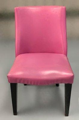 台中二手家具宏品 全新中古傢俱買賣大里 F112108*粉色皮餐桌椅 戶外休閒桌椅*麻將椅 泡茶桌椅 台北新竹台中