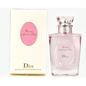 Dior Forever and Ever 情繫永恆 女性淡香水 100ML 德蔓葳百貨
