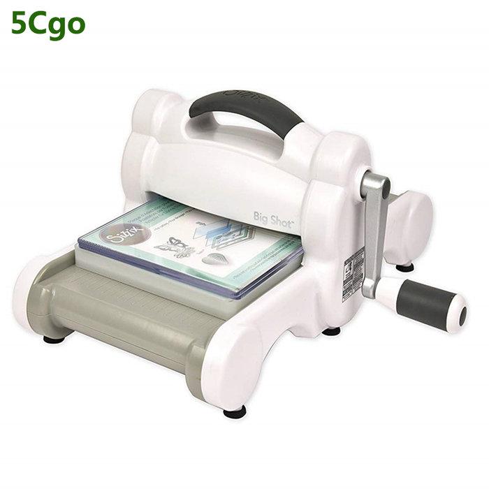5Cgo【批發】scrapbook手工紙藝壓花切割機模切機紙張卡片毛氈泡沫板皮革布料柔性磁貼t560265681235