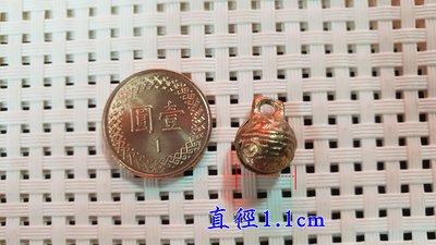 銅鈴噹貔貅龍龜項鍊1.1公分頸鍊虎口銅...
