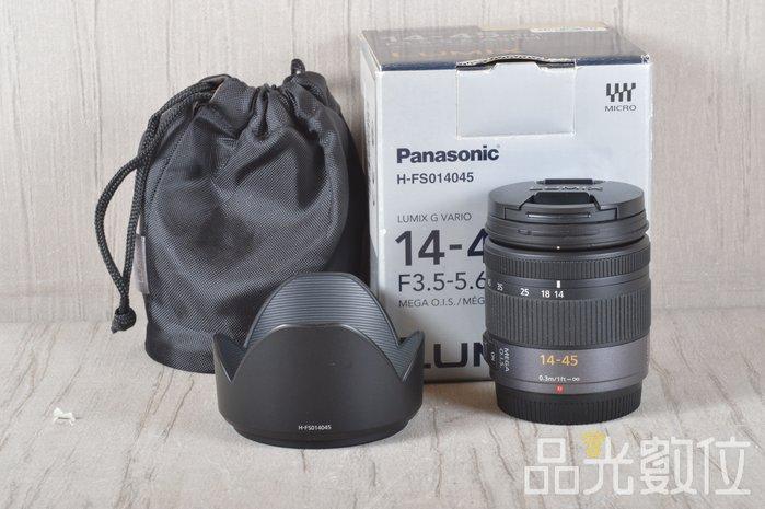 【品光數位】Panasonic LUMIX G  14-45MM F3.5-5.6 FOR M43 #101320