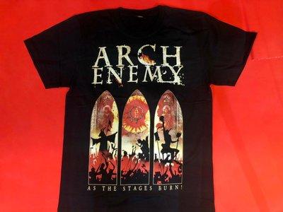 【小間搖滾】Arch Enemy☆進口搖滾ㄒ恤 (S M L XL)
