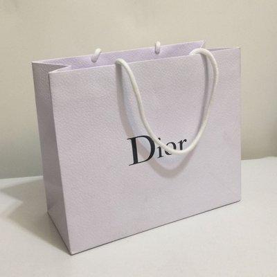 全新Dior 迪奧 專櫃紙袋(方) 大紙袋