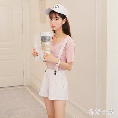 ZIHOPE 均一價499 2019新款休閒學生小香風百搭寬鬆可愛韓版學院風夏季ZI812