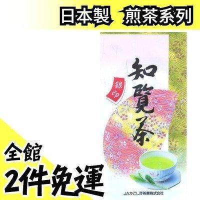 【鹿兒島縣產 知覽茶 銀印 100g】空運 日本國產茶葉 綠茶 煎茶 抹茶 飲品 零食 上班族 下午茶 開會【水貨碼頭】