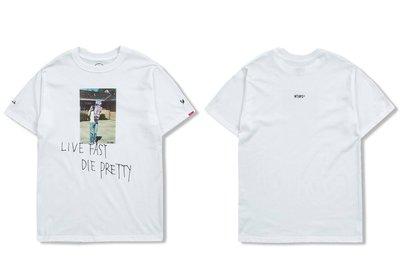 WTAPS YOUTHFUL DAYZ (非目錄款) 短袖T恤 白色