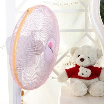 ❃彩虹小舖❃風扇安全保護防罩 兒童安全 風扇罩 居家風扇 風扇保護套 電風扇 防塵套 風扇套【Q153-1】