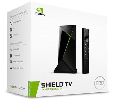 【現貨不必等】2019 NVIDIA Shield TV Pro 4K 電視盒 Dolby Vision Atmos